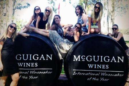 McGuigan Wines Hunter Valley 450